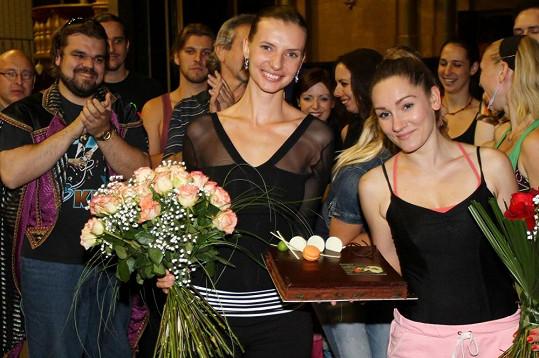 Monika Sommerová a Andrea Gabrišová jsou zase o rok starší.