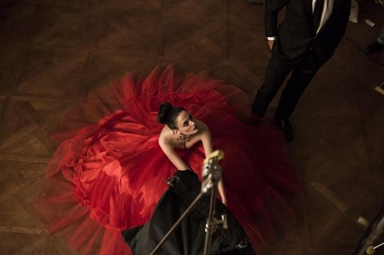 Eva Green je divákům známá coby Bond girl z filmu Casino Royale.