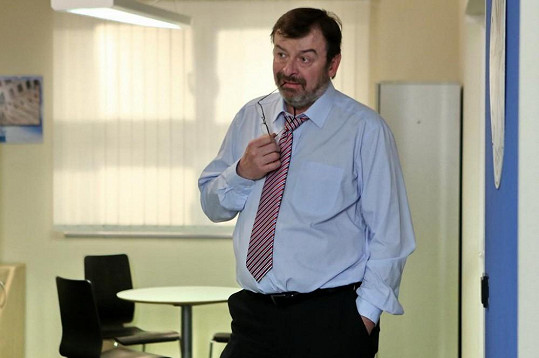 V nové řadě Cest domů dostane větší prostor herec Alexej Pyško.