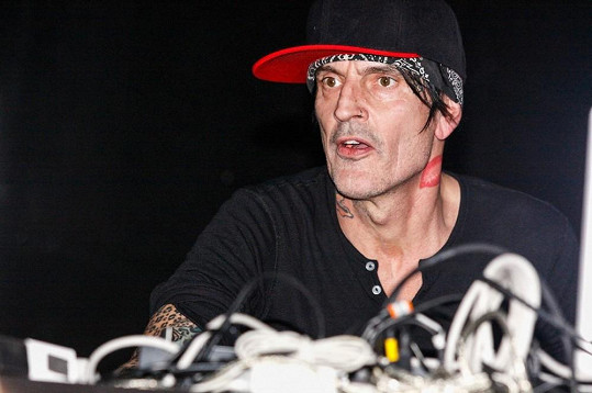 Tommy Lee dnes