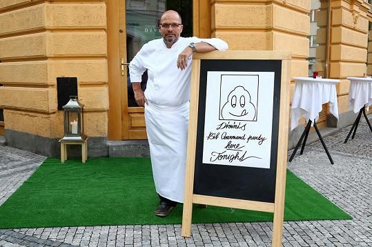 Slavila se prestižní kuchařská cena.