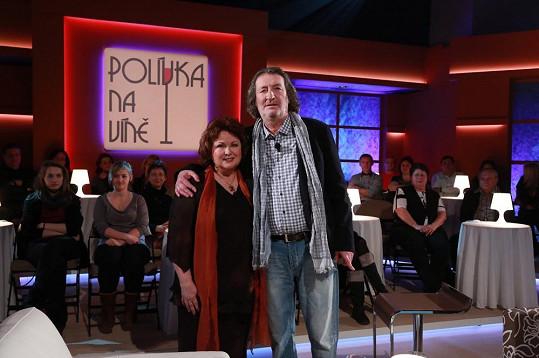 Jedním z hostů bude i Naďa Konvalinková.