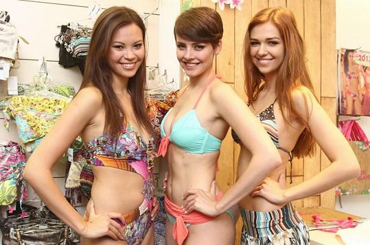 Vjakých plavkách zazáří vítězky České Miss na dovolené?