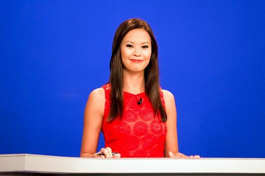 Monika Leová na Primě začínala moderovat zprávy v roce 2013.
