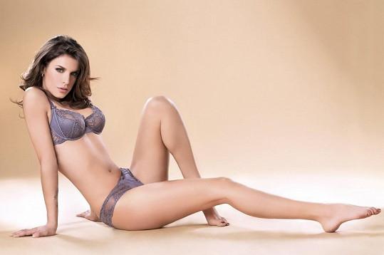 S modelkou navázala spolupráci značka Lormar.
