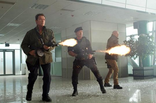 Willis si ve třetím pokračování filmu Expendables nezahraje.