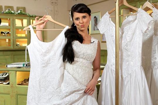 Laďka Něrgešová svou svatbu prožila už před sedmi lety.