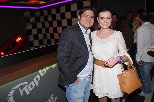 Emil se Zdeňkou Souškovou