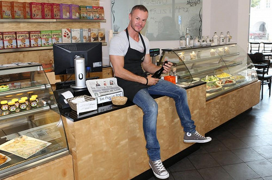 Braňo prodával bezlepkové potraviny.
