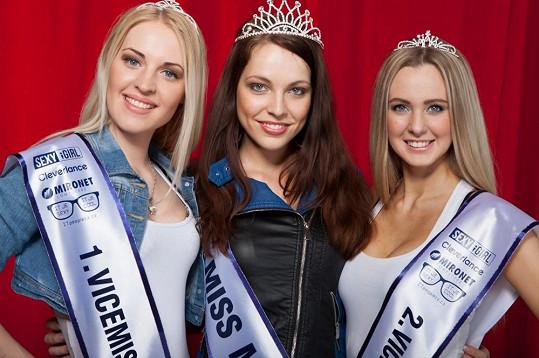 Tady jsou: vítězky Miss Motocykl