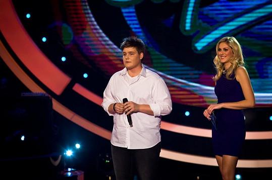 Adam Kukačka patří k favoritům SuperStar.