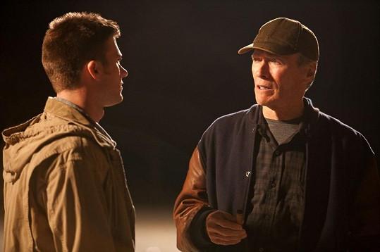 Scott si s Clintem Eastwoodem zahrál ve filmu Vlajky našich otců.