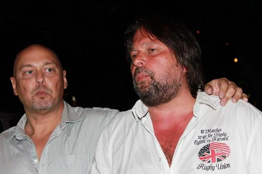 Bývalí kamarádi Pavel Pásek a Jiří Pomeje se brutálně rozhádali.