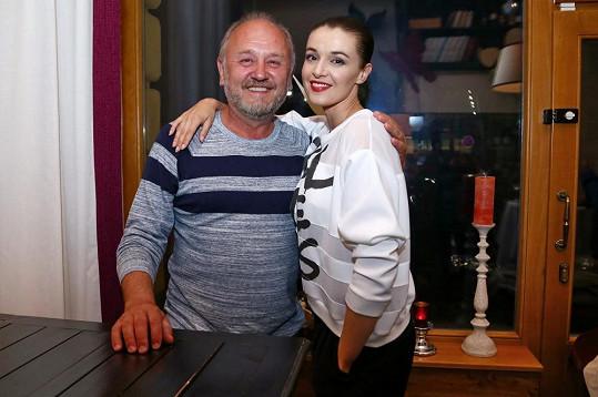 Iva Kubelková s partnerem si oblíbili hlavně jídla z ryb a mořských plodů.