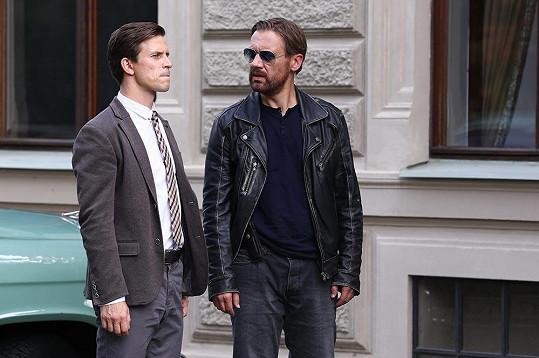 Igor Orozovič a David Matásek tvoří nový tým kriminalistů v seriálu Polda.