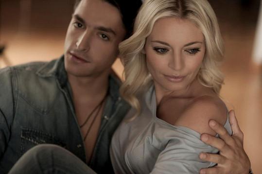 Michal a Lucka jsou krásný pár.