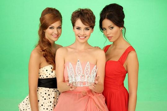 Nejkrásnější Češky roku 2013 - Lucie Kovandová, Gabriela Kratochvílová a Monika Leová