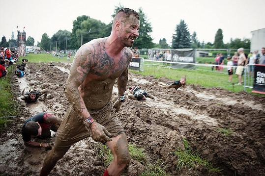 Ten nejnáročnější Spartan Race ale na něj teprve čeká.