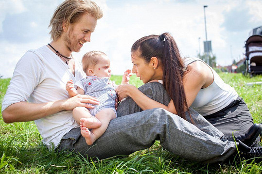 Marta s Jakubem zatím svoje miminko nemají.