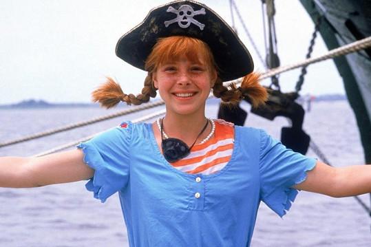 Tami Erin v seriálu Nová dobrodružství Pipi Punčochaté.
