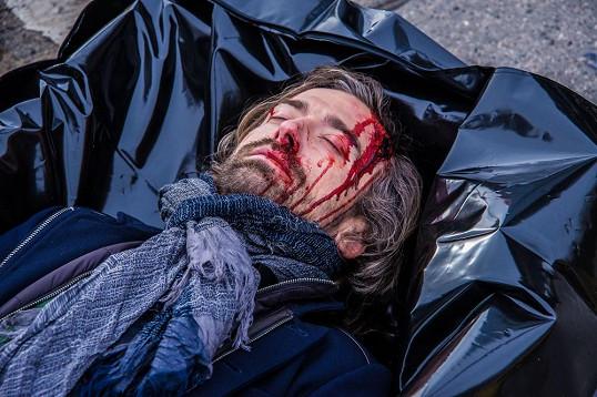 V Ordinaci v růžové zahradě skončil v pytli na mrtvoly.
