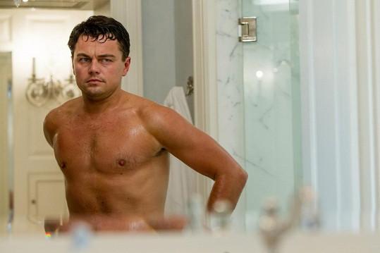 DiCaprio si před natáčením dal záležet na postavě.