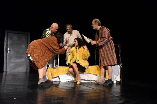 Představení se na scénu vrátilo po dvou letech.