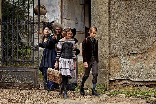 I čarodějnice musí chodit do školy.