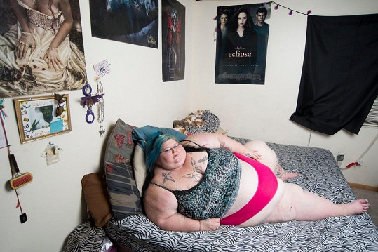 Sexy snímky Christině zaplatí složenky.