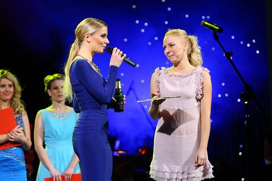 Markéta Konvičková se po slovech známé polské zpěvačky rozplakala.