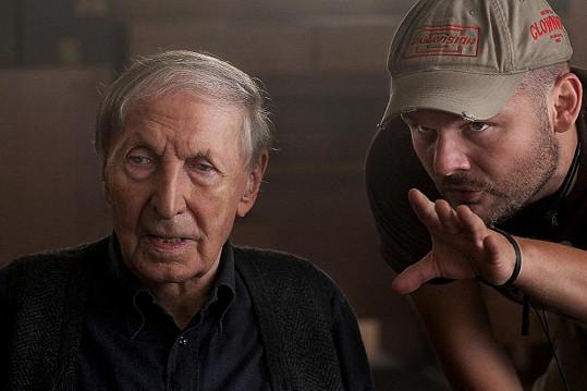 Režisér Kollár obsadil do detektivního thrilleru i nedávno zesnulého Ladislava Chudíka.