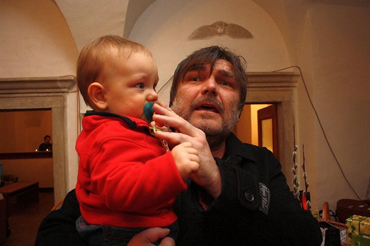 Se synem Maxem