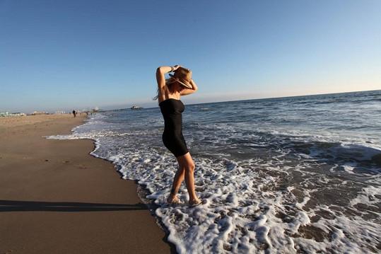 Co by to bylo za klip o moři bez moře.