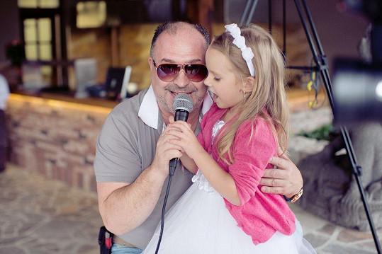 Dcera nevěsty s Michalem Davidem