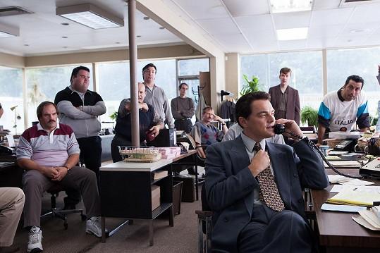 Hollywoodský herec si zahraje skutečnou postavu, burzovního makléře Jordana Belforta.