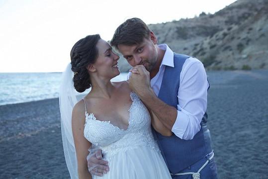 Pepa si vzal Marlene začátkem června.
