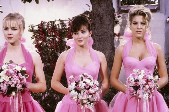 Jennie, Shannen a Tori v rolích, které jim změnily životy.
