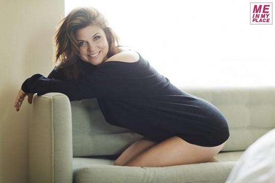 Tiffani vypadá stejně skvěle, jako když před 15 lety hrála Valerii v Beverly Hills 90210.
