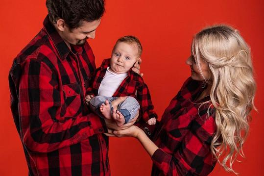 Katka a její krásná rodina