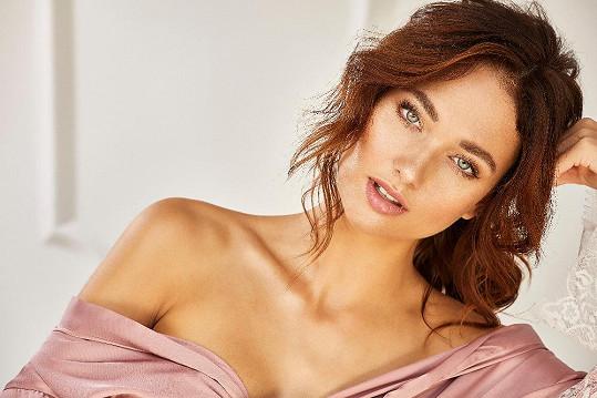 Lea je úřadující královnou krásy, Českou Miss 2018.
