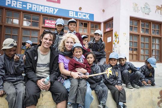 Do Himalájí letos poprvé vyrazil i David Kraus.