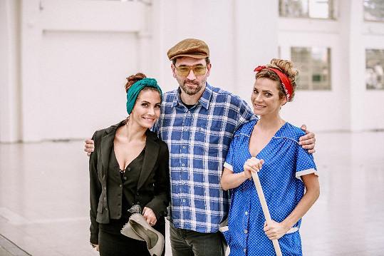 Ondřej Sokol a Eva Decastelo se na projektu Life! podílí už od počátku a do vtipných videí se zapojují pravidelně.