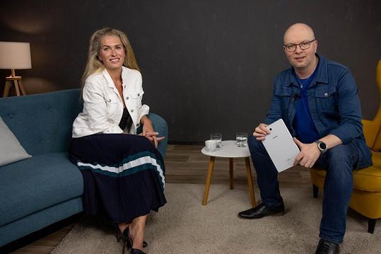 Olga se otevřela v rozhovoru s René Kekelym.