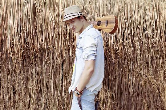 Zpěvák Voxel natáčel nový klip k singlu Trip v osmi státech.