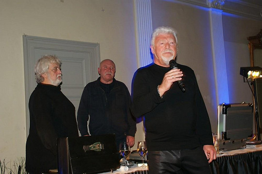Jakub Jakoubek, Miloš Skalka a Milan Drobný