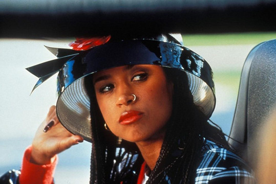 Stacey Dash v komedii Bezmocná z roku 1995