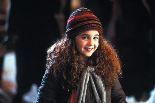 Alisan jako dětská filmová hvězda
