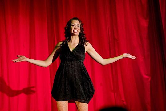 Karolina si naposledy zahrála v muzikálu Mýdlový princ.