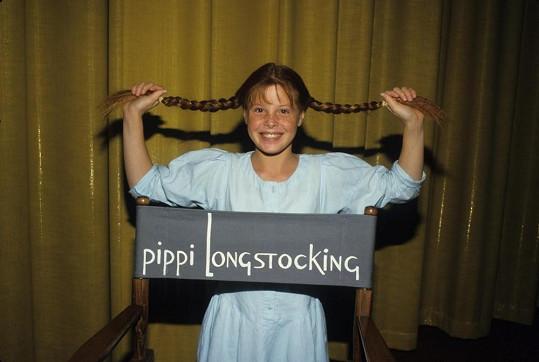 Tami v jedenácti letech zářila jako Pipi Punčochatá.