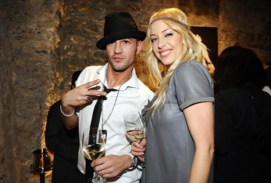 Sámer Issa a Kateřina Mátlová se postarali o hudební vystoupení.